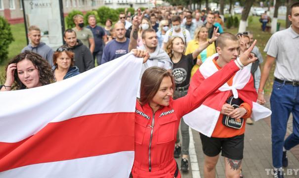 Страны Европы и США осудили действия властей Белоруссии
