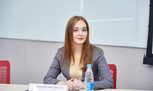 С апреля нынешнего года Елена Дружинина является замминистра науки и высшего образования Валерия Фалькова