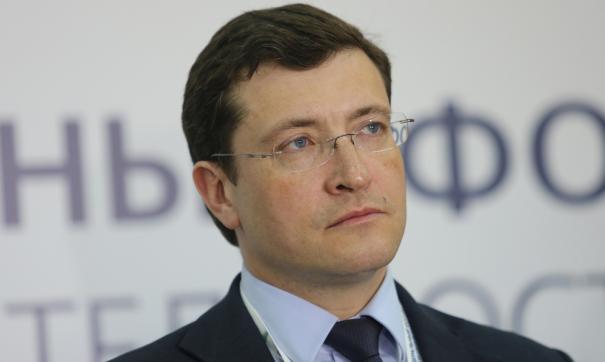 Глеб Никитин выступил с законодательной инициативой