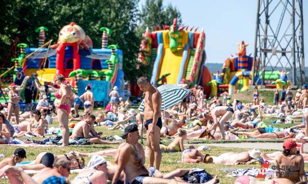 Роспотребнадзор заметил, что в местах отдыха не соблюдается социальная дистанция
