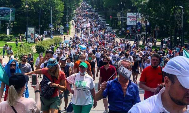 Социальная напряженность может перейти в масштабные акции протеста