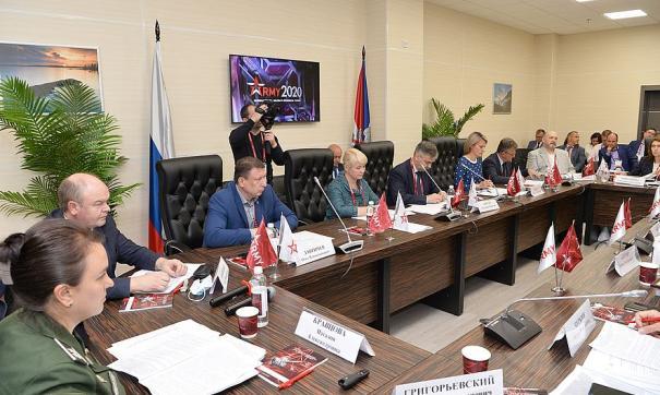 Лавричев принял участие в работе экспертного совета в сфере гособоронзаказа при ФАС