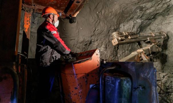 Предприятие РМК начало отработку самого нижнего горизонта рудника «Чебачье»