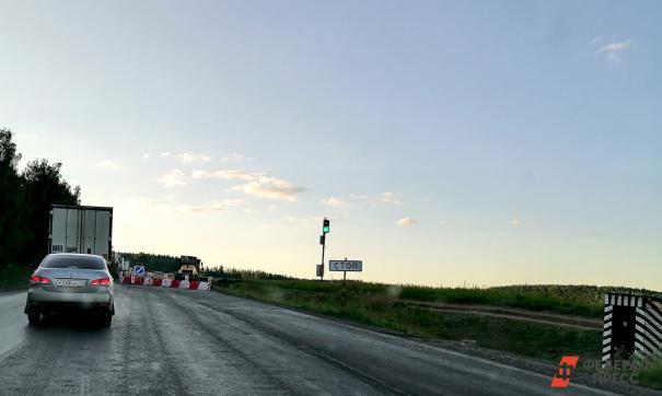 Три интеллектуальных системы установят на дороге в Челябинской области