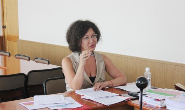 Наталья Лугачева отмечает, что предприятия начинают восстанавливать объемы производства