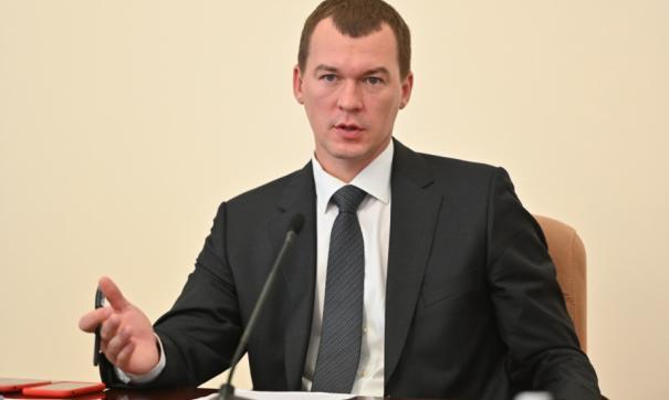 Дегтярев призывает вернуться уехавших ранее хабаровчан