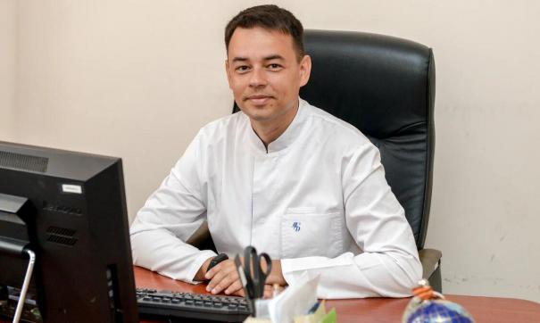 Ивана Луцкана назначили главврачом якутской больницы