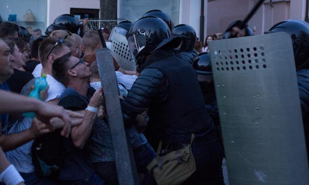 В США осудили действия властей Белоруссии