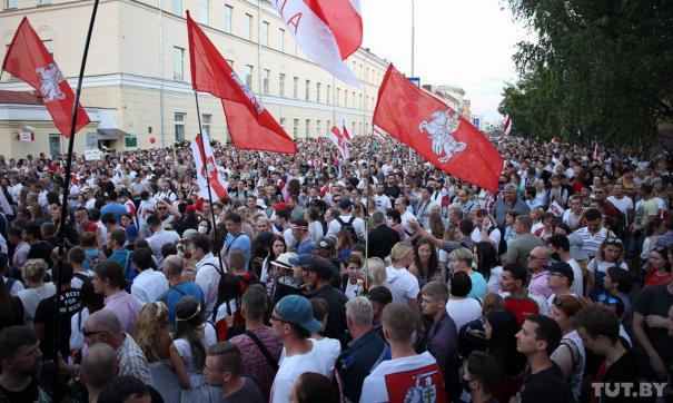 Оппозиция Белоруссии назвала политические цели