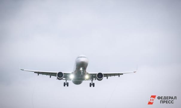 Самолет ssj-100 подал сигнал тревоги в Москве