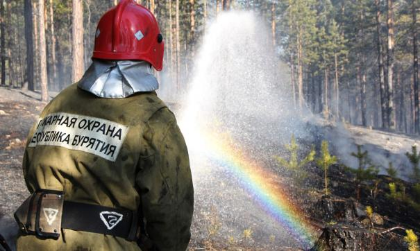 Режим ЧС в югорских лесах отменен