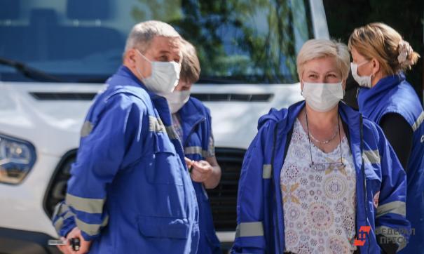За сутки в трех регионах заболели 294 человека