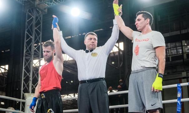 Праздник бокса состоялся на ВСМПО-АВИСМА