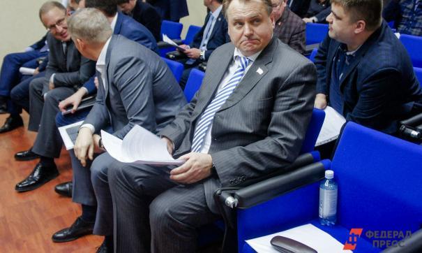 Выживание Уткина зависит от решения краевых властей
