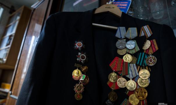 Ветераны получили средства на ремонт жилья