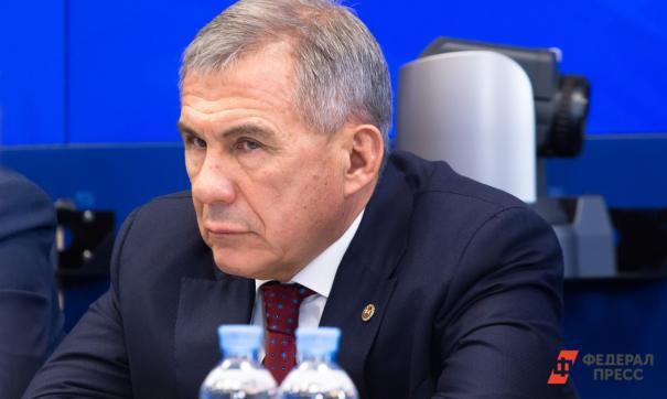 Минниханов посетит в Челябинске завод