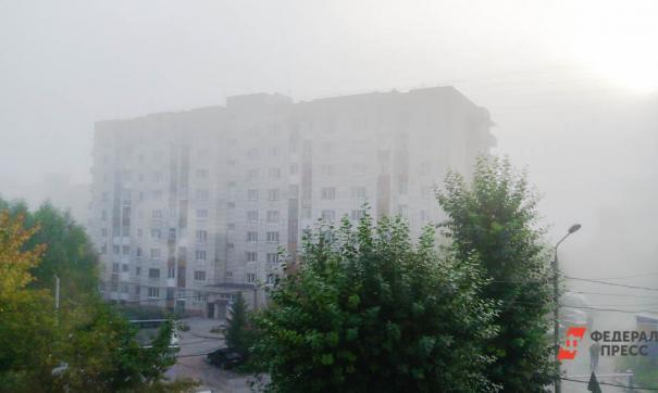 В Челябинской области могут быть проблемы с качеством воздуха