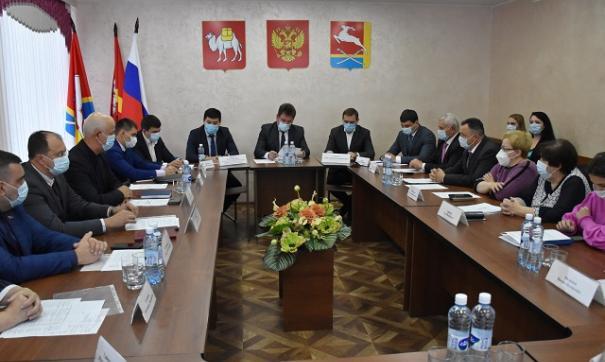 Депутаты Южноуральска выбрали членов конкурсной комиссии