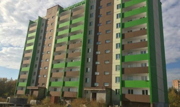 В Копейске достроят дом Серебрянского