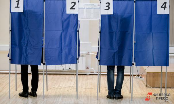 Тоболяки могли проголосовать досрочно с 2 по 12 сентября