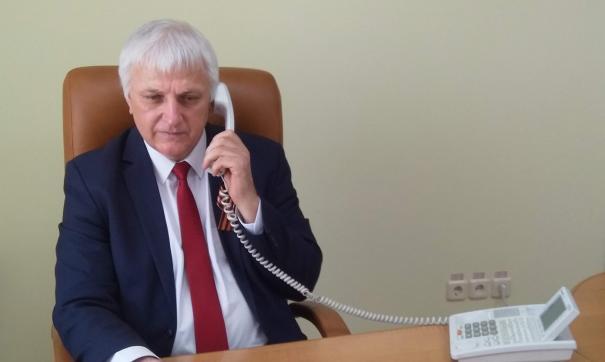 Александр Анохин имеет большой опыт административной работы