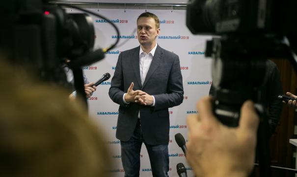 Йохан Бекман прокомментировал «ФедералПресс» новость о Навальном и Нобелевской премии мира