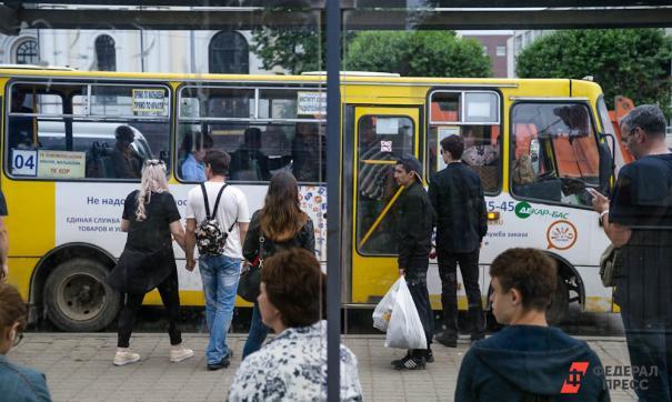 В Кургане частично заменят ПАЗики на новые автобусы