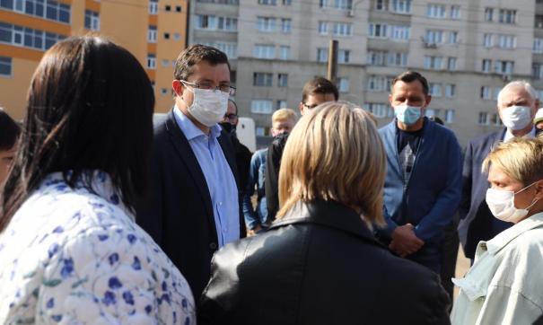 Мероприятие прошло с участием губернатора Глеба Никитина и других представителей власти