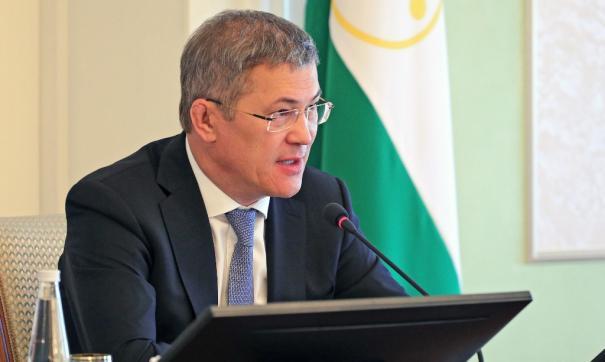 Радий Хабиров внес изменения в указ о введении режима повышенной готовности