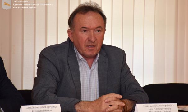 Экс-главу курганского района обвинили в коррупции
