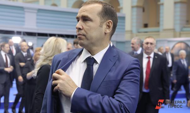 Вадим Шумков предложил кандидата на пост сенатора от региона