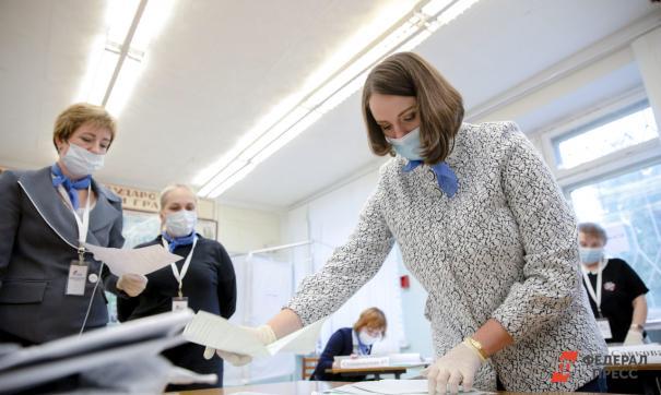 В Югре избирательные комиссии завершили подсчет голосов