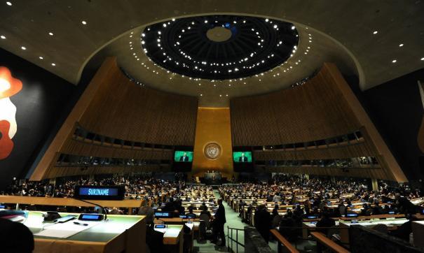 В ООН призвали прекратить бои в Нагорном Карабахе