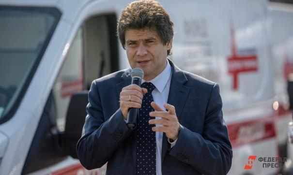 Екатеринбургский мэр внес на рассмотрение гордумы правила о плотности застройки