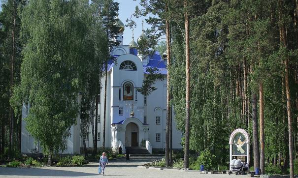 Екатеринбургская епархия начала проверку имущества в Среднеуральском монастыре