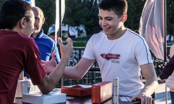 В Екатеринбурге завершился семейный «Скрепафест»