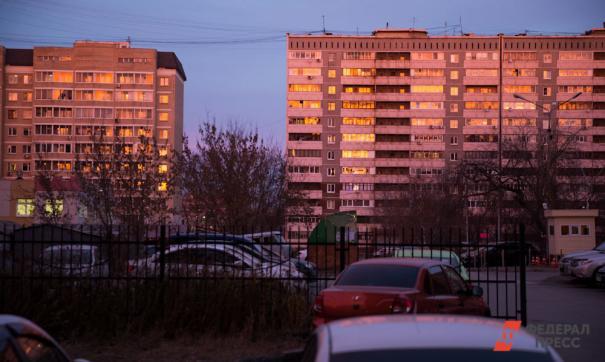 В Свердловской области в половине домов включили отопление