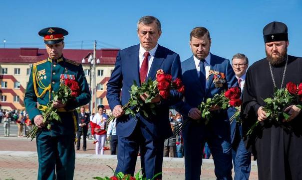 На Сахалине отметили День воинской славы РФ