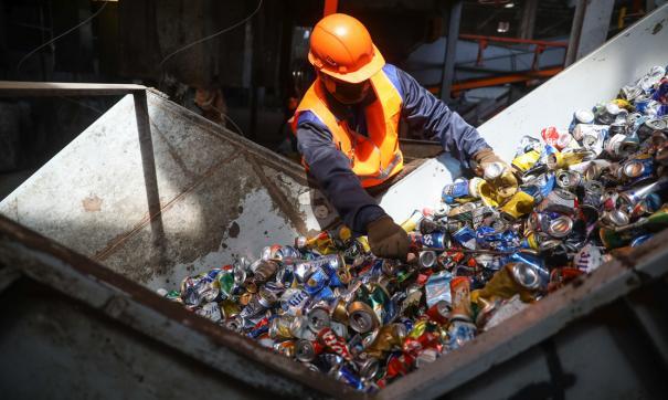 Власти Приморья активно внедряют технологии по раздельному сбору бытовых отходов.