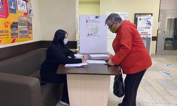 ДФО первым в России завершает основной день выборов