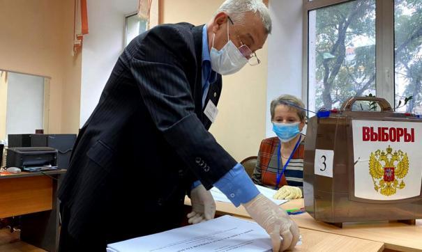 В Приморском крае 13 сентября состоятся довыборы в Законодательное собрание Приморского края