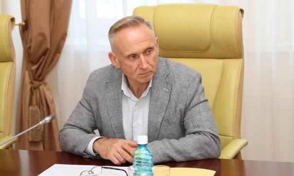 Андрей Панферов возглавит фракцию единороссов в заксобрании Новосибирской области