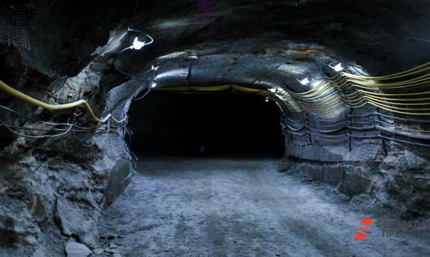 В Кузбассе при обрушении породы в забое погиб шахтер