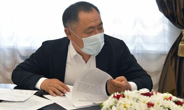 Тувинские медики пожелали Шолбану Кара-оолу скорейшего выздоровления