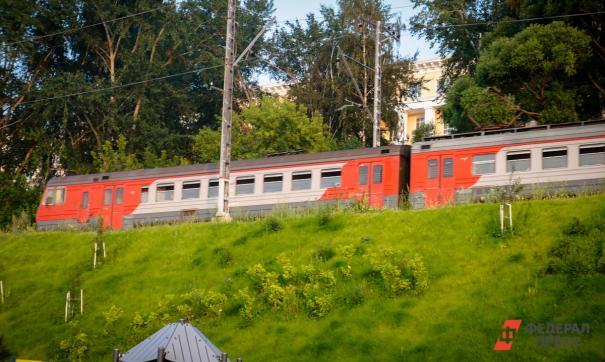 В Кузбассе отменили ряд электричек