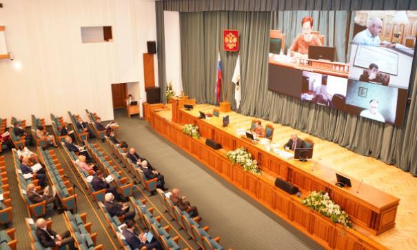 В закдуме Томской области стало на одного депутата меньше