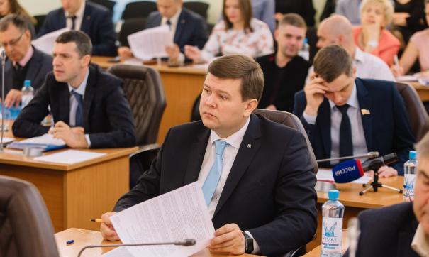 КПРФ и «Единая Россия» определились с кандидатами на пост спикера думы Томска