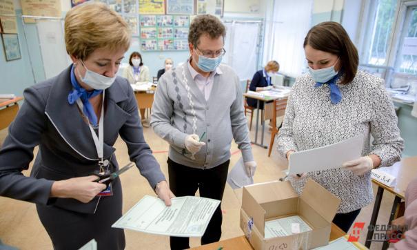 В Новосибирской области на выборах депутатов заксобрания досрочно проголосовали 7,6 % избирателей