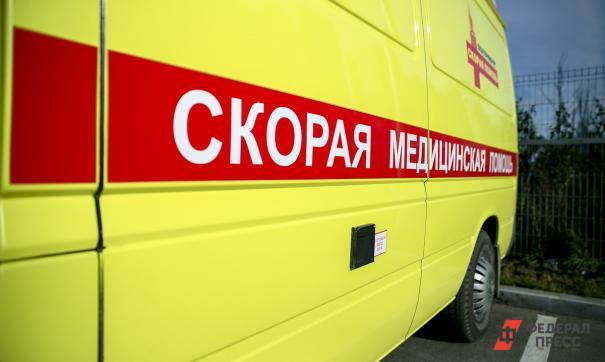В Новокузнецке избили водителя скорой помощи