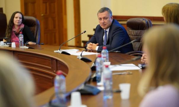 Игорь Кобзев победил на губернаторской гонке